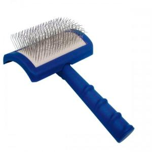 Slicker Brush - Long Pins / Medium Size / Soft