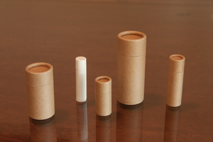 1.25 ounce / 35 g Push-Up Paper Tube