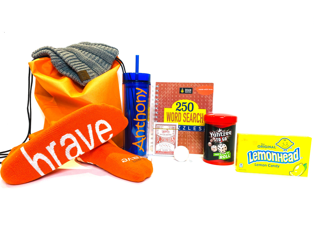 Chemo Care Package for Young Patients, Age 7-13
