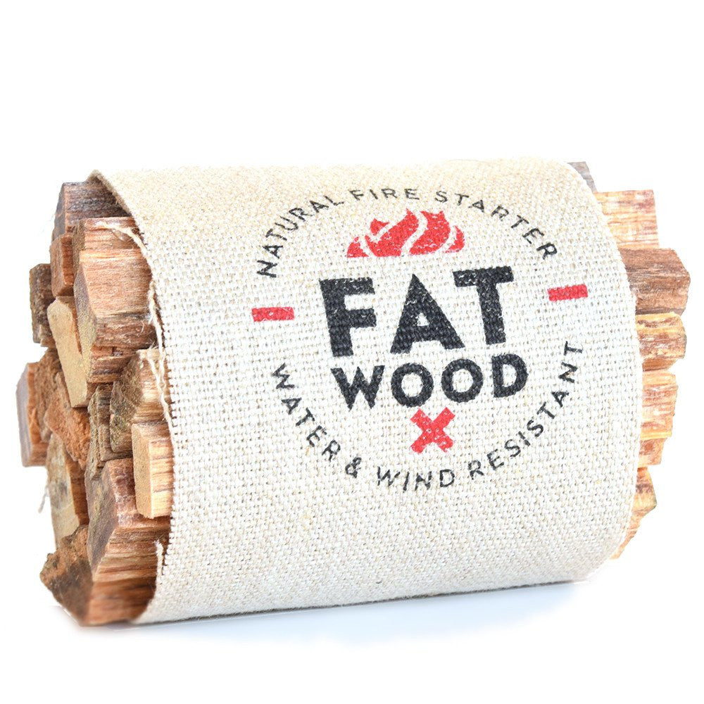 Fatwood Fire Starter