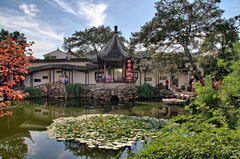 Suzhou China Garden