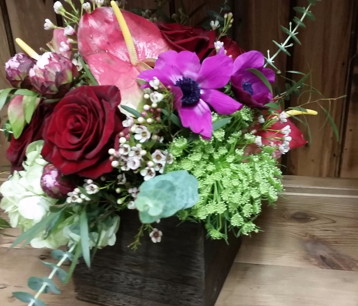 Weekly Flower Delivery - Floral Arrangement