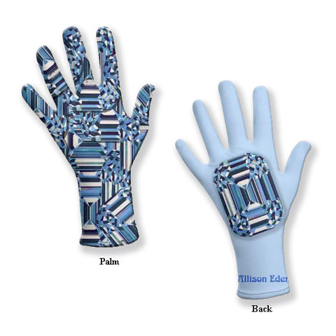 Blue Diamond Gloves
