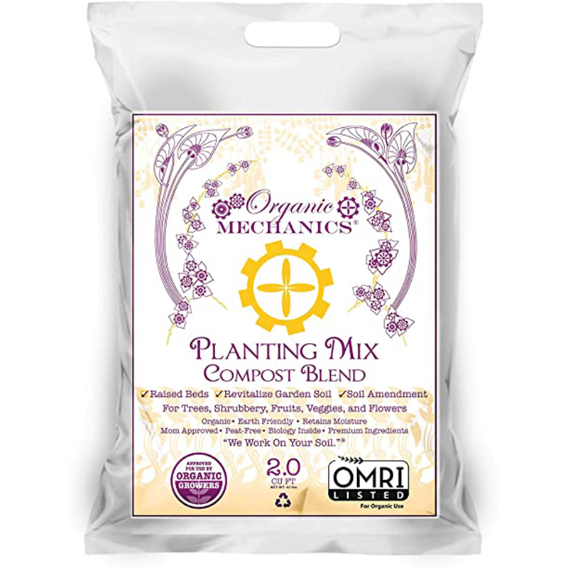 Organic Mechanics - Planting Mix