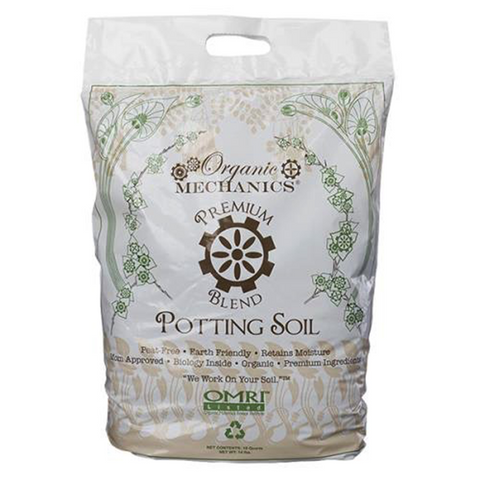 Organic Mechanics - Premium Blend Potting Soil