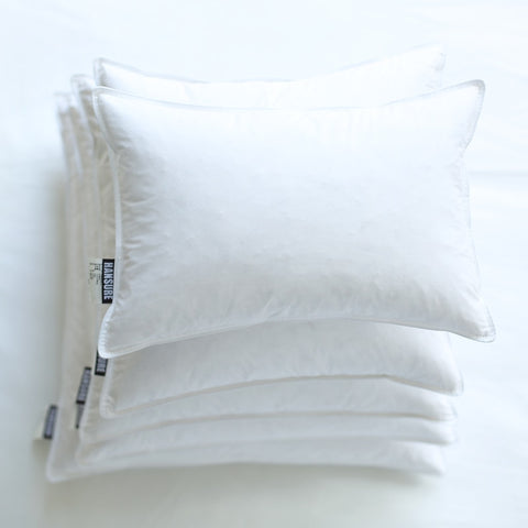 Luxury Goose Down Feathers 5% Down Pillow