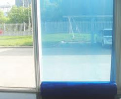 Blue Window Film