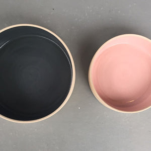 Happy Ceramic Pet Bowls