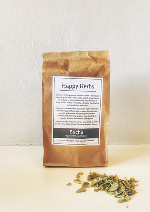 Buchu Dried - Happy Herbs