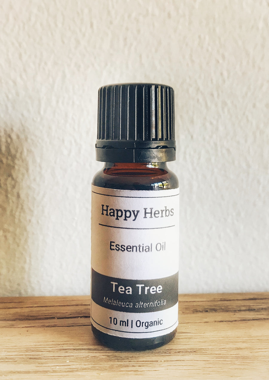 Tea Tree Essential Oil - Happy Herbs