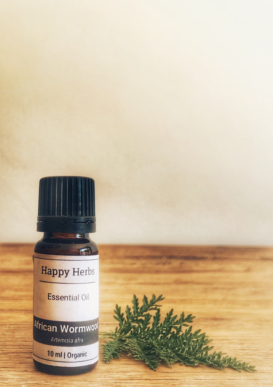 African Wormwood Essential Oil - Happy Herbs