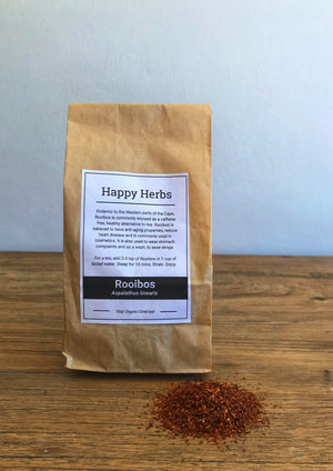 Rooibos Dried - Happy Herbs