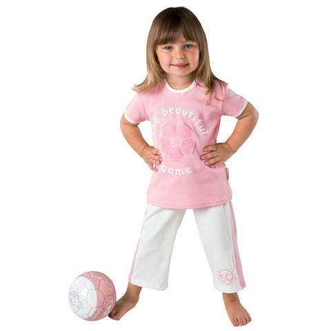 Soccer Crazy Girls Capri Pant