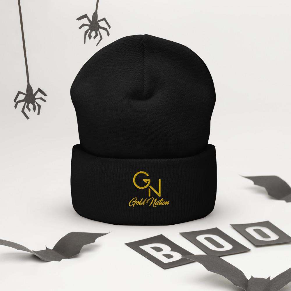 Gold Nation Beanie - Gold Nation Store
