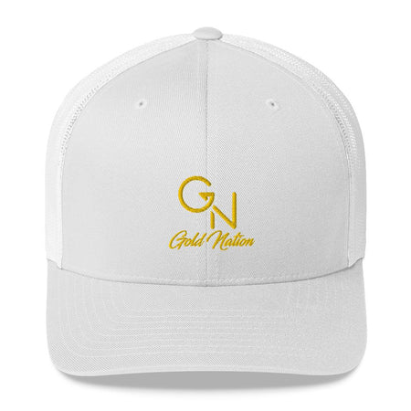 Gold Nation Logo Cap - Gold Nation Store
