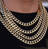 Miami Cuban Link 12mm Custom Lock