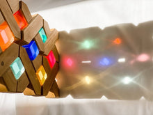Load image into Gallery viewer, PRE-ORDER: Bauspiel lucite cubes - 100 pieces