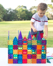 Load image into Gallery viewer, PRE-ORDER: Connetix magnetic building tiles - 62 pieces