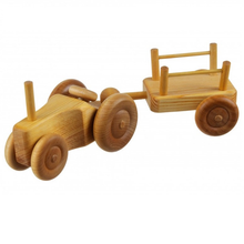 Load image into Gallery viewer, Debresk small tractor with cart