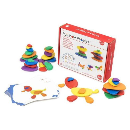 Rainbow pebbles box set