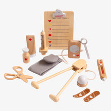 Load image into Gallery viewer, Make Me Iconic wooden doctor kit
