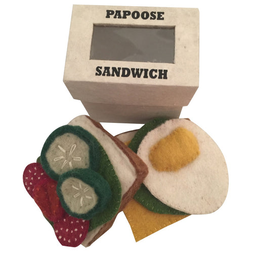 Felt sandwich set in box