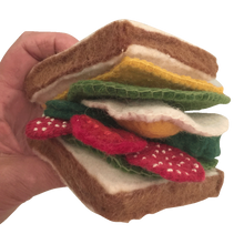 Load image into Gallery viewer, Felt sandwich set in box