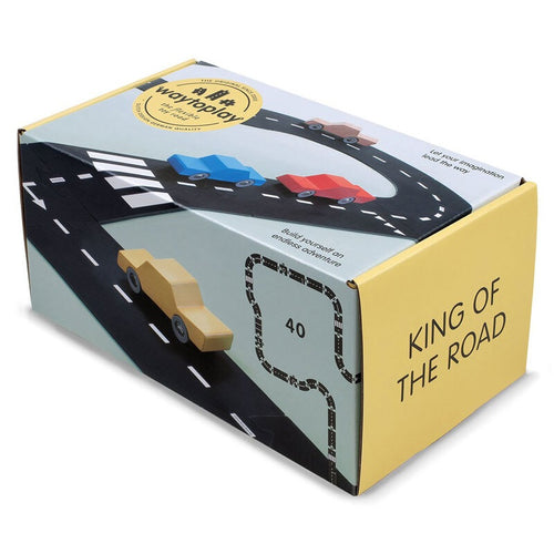 Waytoplay king of the road - 40 pieces