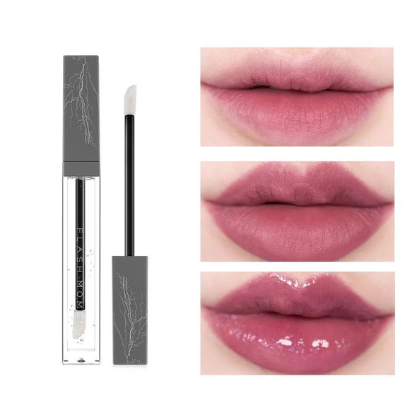 Waterproof Volumizing Clear Lip Gloss