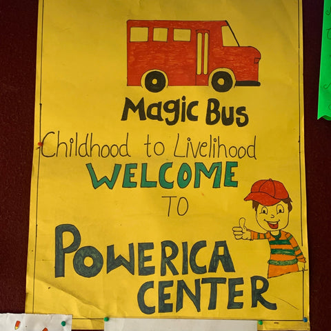 Welcoming Magic Bus USA to Powerica Center