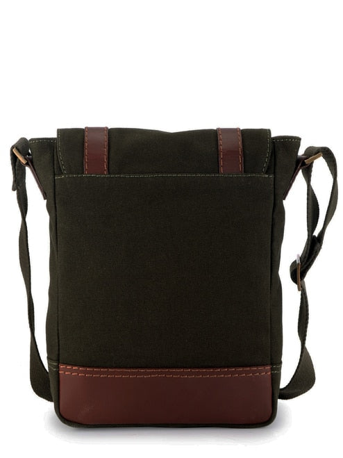 Phive Rivers Men's Green Messenger Bag-PR1150