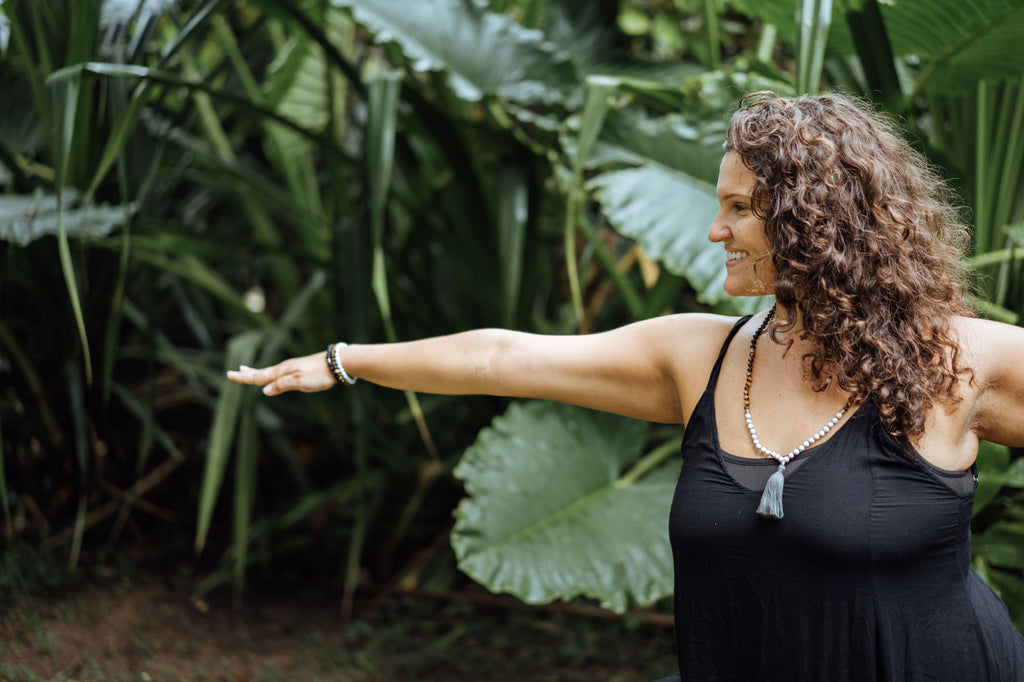 Peaceful Warrior: The myth behind the pose