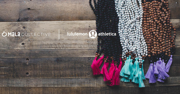 Mala Collective Mala Beads at Lululemon