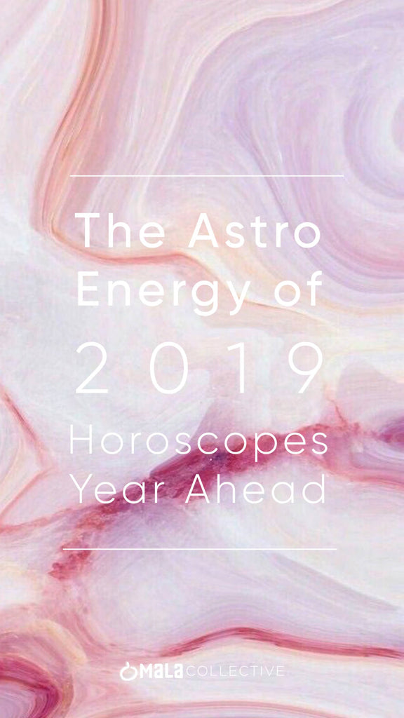 2019: Horoscope + Gemstones for the year