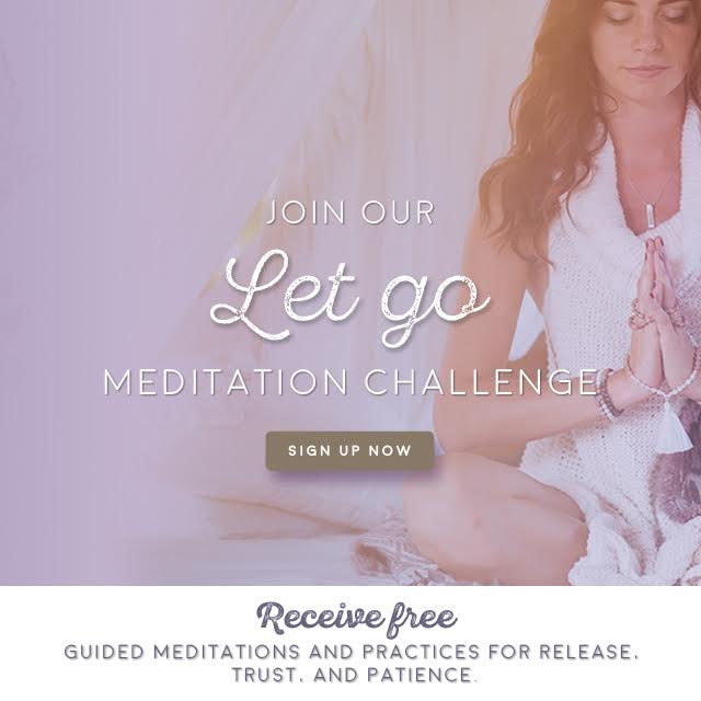 Let It Go Meditation Challenge
