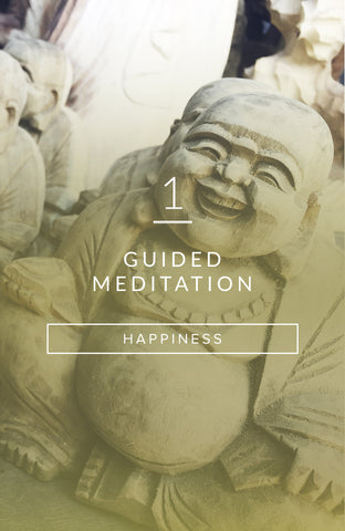 Guided Meditation: Happiness: An Inside Job