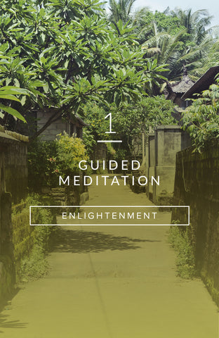 Guided Meditation: The Path to Enlightenment