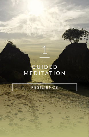 Guided Meditation: The Resilience In All of Us