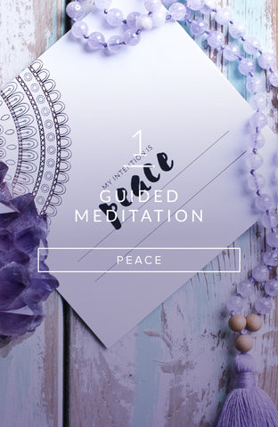 Free I am Peace Audio Meditation
