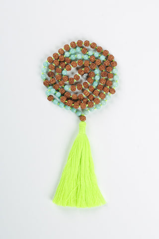 Energetic Blaze Mala - Festival Collection