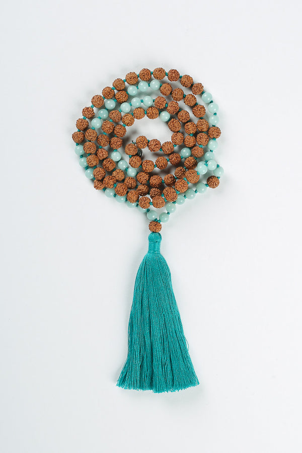 Tranquil Dream Mala - Festival Collection