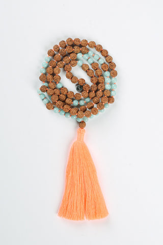 Glowing Light Mala - Limited Edition Festival Collection