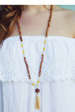 Frangipani Mala fully embodies the heart of the tropical island. Its beauty is simple