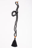 I Am Strong Mala - Rudraksha