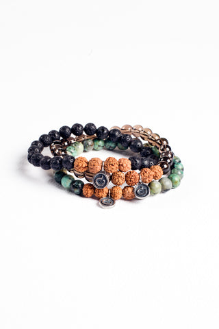 Unlock Endless Possibility Bracelet Stack