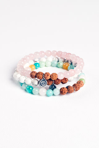 Ignite Your Inner Light Bracelet Stack