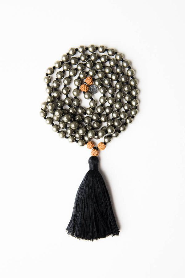 I Am Magic Mala - Rudraksha