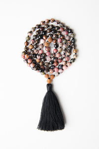 I Am Beautiful Mala - Rudraksha