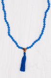 I Am Confident Mala for meditation and mindfulness.