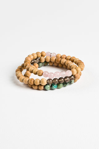Spark New Beginnings Bracelet Stack